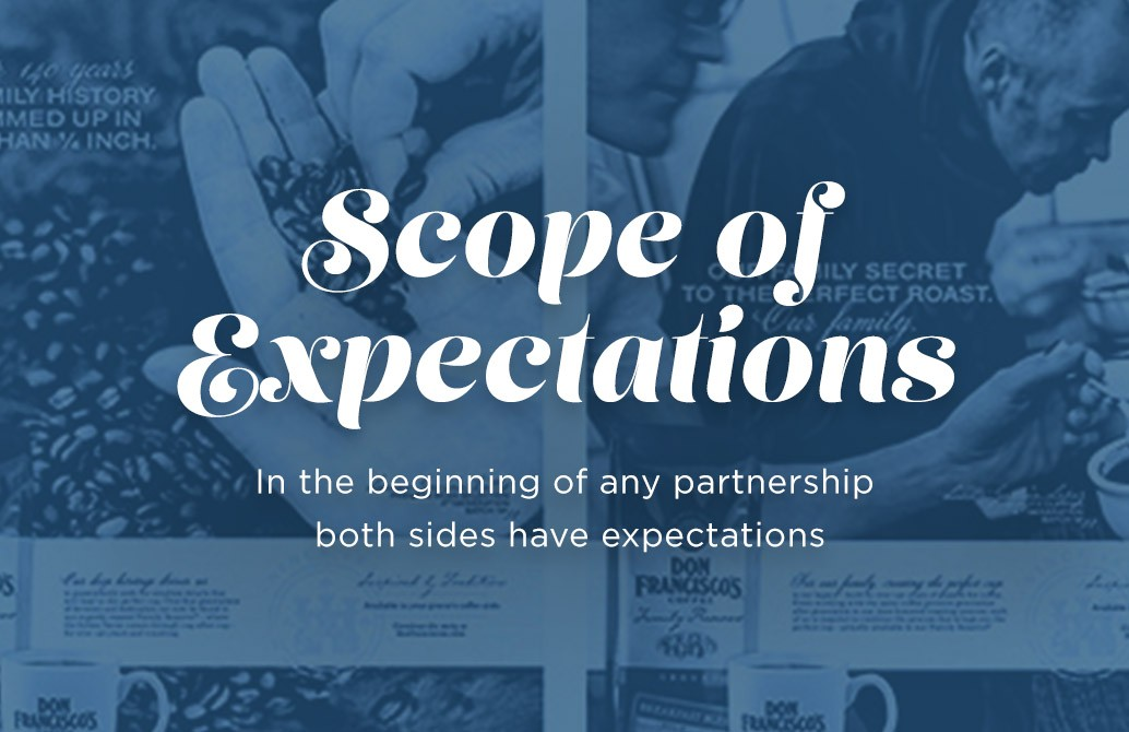 Scope Of Expectations
